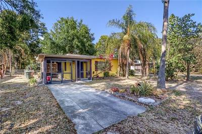 Fort Myers Single Family Home Pending With Contingencies: 1845 Coronado Rd