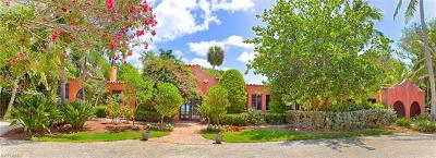 Captiva, Sanibel Single Family Home For Sale: 15819 Captiva Dr