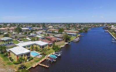Cape Coral, North Fort Myers, Fort Myers Condo/Townhouse For Sale: 4115 SE 18th Pl #202