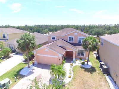 Lehigh Acres Single Family Home For Sale: 8388 Silver Birch Way