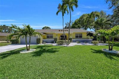 Fort Myers Single Family Home For Sale: 12315 McGregor Woods Cir