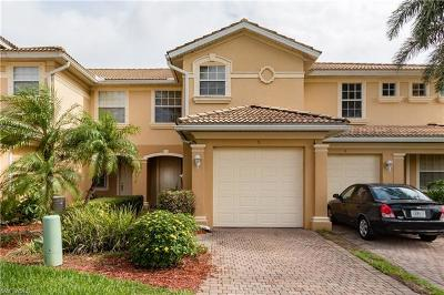 Estero Condo/Townhouse For Sale: 9723 Heatherstone Lake Ct #5