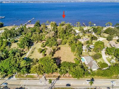 Fort Myers Residential Lots & Land For Sale: 11480 McGregor Blvd
