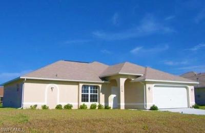 Cape Coral Single Family Home For Sale: 1404 SW 20th Ave