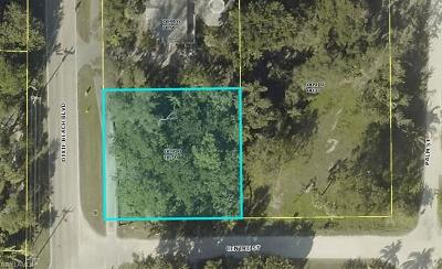 Sanibel Residential Lots & Land For Sale: 1550 Centre St