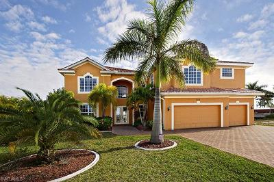 Cape Coral FL Single Family Home For Sale: $1,295,000