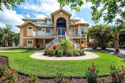 Sanibel Single Family Home For Sale: 599 Lake Murex Cir