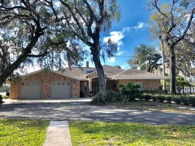 Alva FL Single Family Home For Sale: $769,000