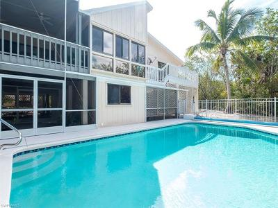 Sanibel Single Family Home For Sale: 1774 Bunting Ln