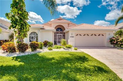 North Fort Myers Single Family Home For Sale: 17790 Dragonia Dr