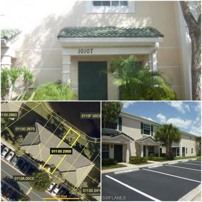 Fort Myers Condo/Townhouse For Sale: 10107 Spyglass Hill Ln