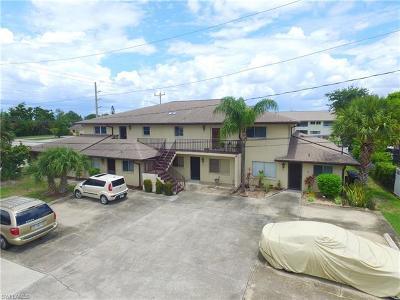 Cape Coral Condo/Townhouse For Sale: 4803 Triton Ct W #6