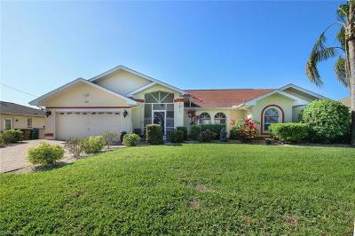 Cape Coral, Matlacha Single Family Home For Sale: 232 SE 31st Ter
