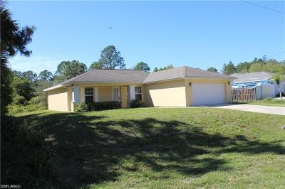 Lehigh Acres FL Single Family Home For Sale: $169,500