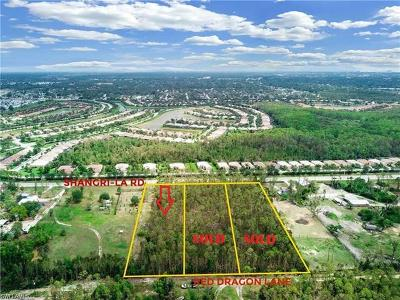 Bonita Springs Residential Lots & Land For Sale: 0000 Shangri-La Rd