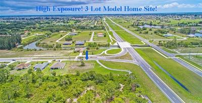 Cape Coral FL Residential Lots & Land For Sale: $49,900