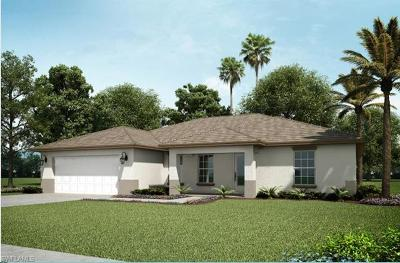 Cape Coral Single Family Home For Sale: 2826 NW 4th Ave