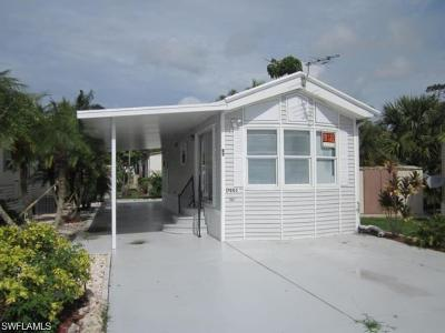 Fort Myers Mobile/Manufactured For Sale: 17002 Puppy Dog Dr