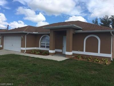 Lehigh Acres FL Single Family Home For Sale: $189,900
