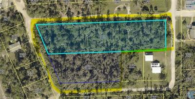 Estero Residential Lots & Land For Sale: 4101 Coronado St