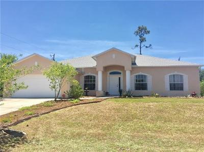 Lehigh Acres FL Single Family Home For Sale: $224,000