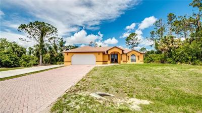 Lehigh Acres Single Family Home For Sale: 156 Wanatah Ave