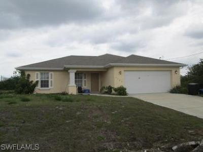 Lehigh Acres FL Single Family Home For Sale: $165,900