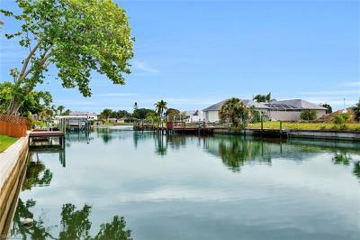 Cape Coral Condo/Townhouse For Sale: 4539 SE 6th Pl #1C