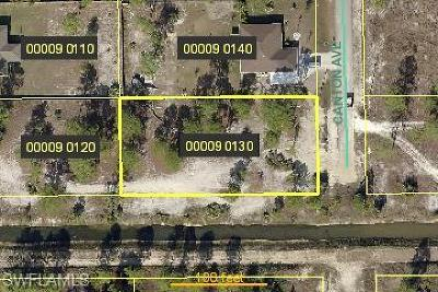 Lee County Residential Lots & Land For Sale: 401 Canton Ave
