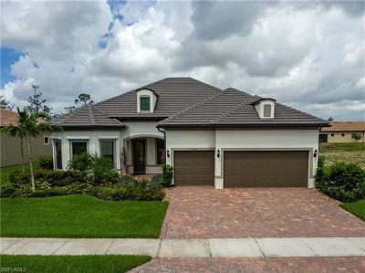 Estero Single Family Home For Sale: 20542 Wilderness Ct