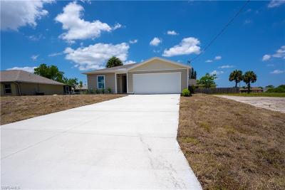Cape Coral Single Family Home For Sale: 4418 NE 22nd Ave