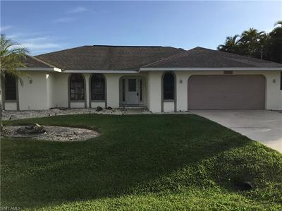 Cape Coral FL Single Family Home For Sale: $415,000
