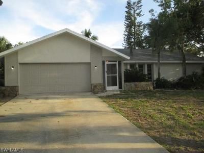 Cape Coral FL Single Family Home For Sale: $295,000