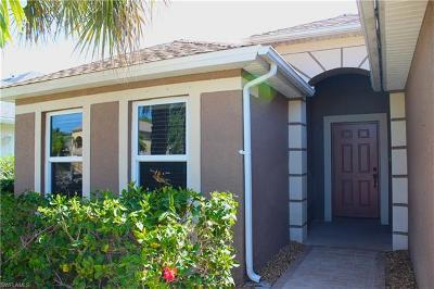 Fort Myers Single Family Home For Sale: 14565 Calusa Palms Dr