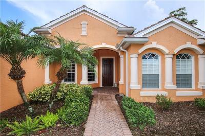 Alva Single Family Home Pending With Contingencies: 3284 Hampton Blvd