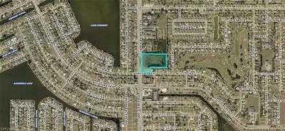 Cape Coral Commercial Lots & Land For Sale: 927 Santa Barbara Blvd
