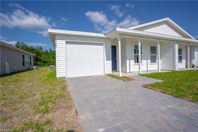 Lehigh Acres Single Family Home For Sale: 9189 Aegean Cir