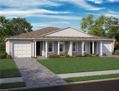 Lehigh Acres FL Single Family Home For Sale: $140,990