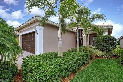 Fort Myers Single Family Home For Sale: 11639 Meadowrun Cir