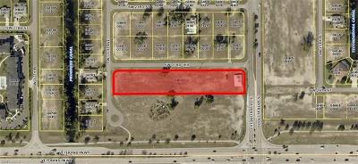 Cape Coral Commercial Lots & Land For Sale: 1618 SW 23rd Ter