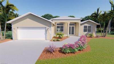 Lehigh Acres FL Single Family Home For Sale: $229,000
