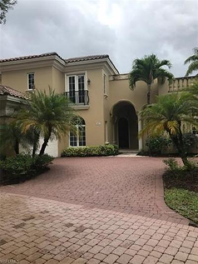 Estero Single Family Home For Sale: 4611 Via Ravenna