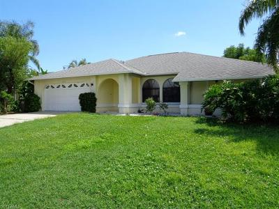 Cape Coral Single Family Home For Sale: 4415 SW 1st Pl