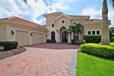 Fort Myers Single Family Home For Sale: 9567 Via Lago Way
