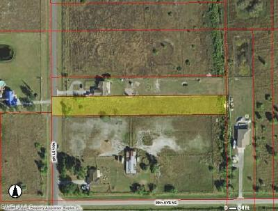 Naples Residential Lots & Land For Sale: 6660 40th St NE