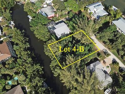 Sanibel Residential Lots & Land For Sale: 5847 Pine Tree Dr