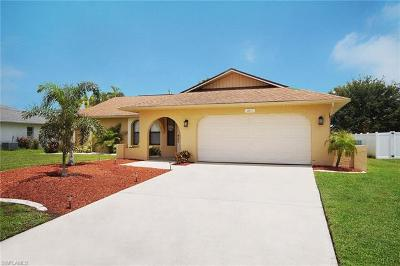 Cape Coral Single Family Home For Sale: 4611 SW 7th Ave
