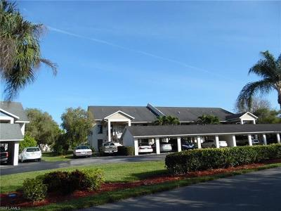 North Fort Myers Condo/Townhouse For Sale: 15140 Riverbend Blvd #506