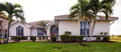 Cape Coral Single Family Home For Sale: 3506 NW 46th Pl