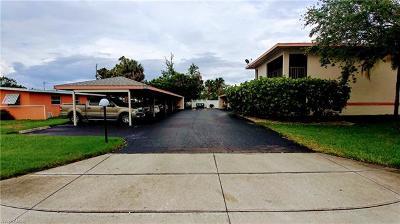 Cape Coral Condo/Townhouse For Sale: 5255 Coronado Pky #1